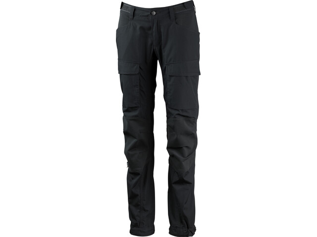 Lundhags Authentic II Pants Damen granite/charcoal